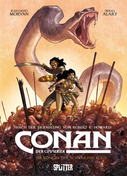 Conan der Cimmerier 01 (Neuauflage)