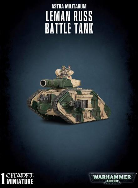 Astra Militarum - Leman Russ Battle Tank