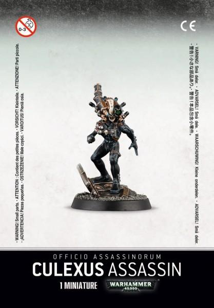Officio Assassinorum - Culexus Assassin