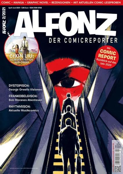 Alfonz - Der Comicreporter 02/2021