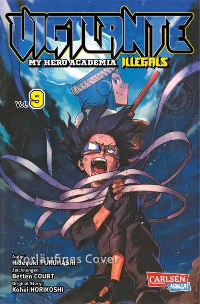 Vigilante - My Hero Academia Illegals 9
