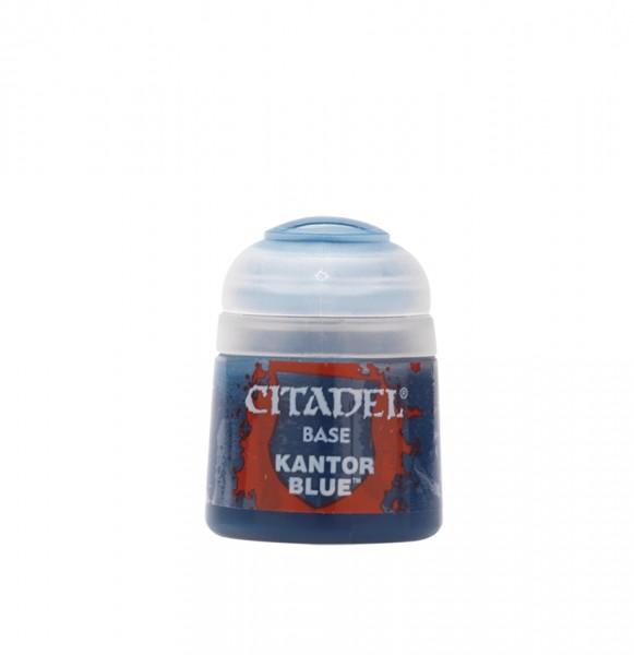 Base: Kantor Blue (12 ml)