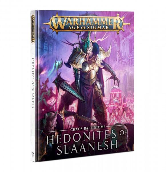 Battletome: Hedonites of Slaanesh (Englisch)