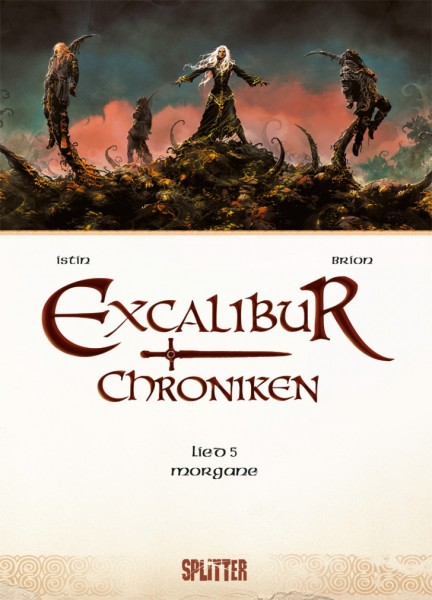 Excalibur Chroniken 5