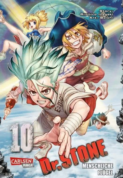 Dr. Stone 10