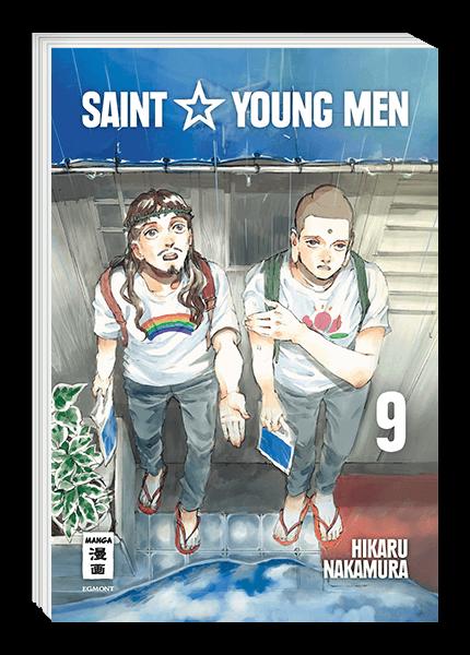 Saint Young Men 09