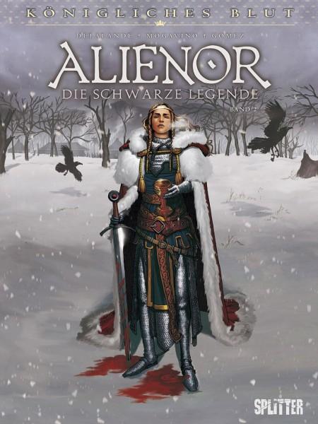 Koenigliches Blut 4 - Alienor 2