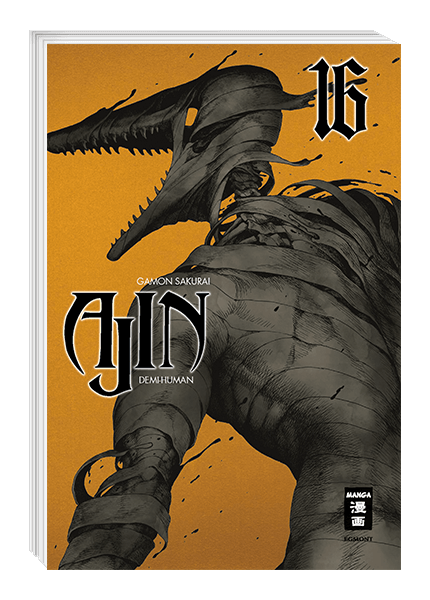 AJIN - Demi-Human 16