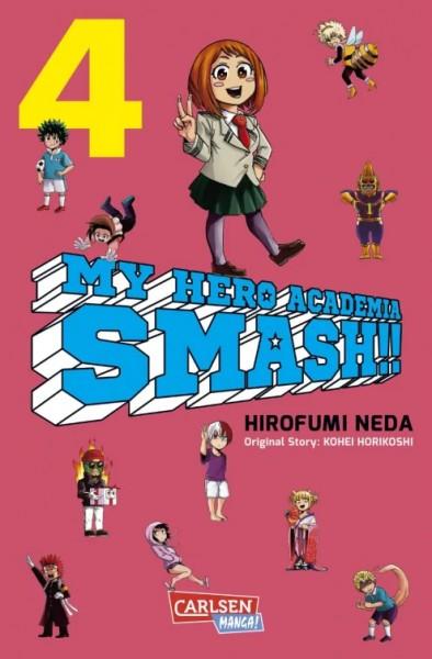 My Hero Academia Smash 4