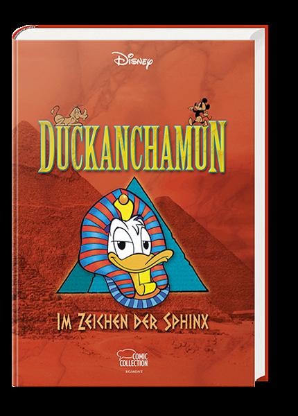 Enthologien 02 - Duckanchamun - Im Zeichen der Sphinx