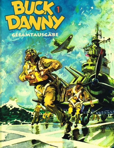 Buck Danny Gesamtausgabe 01