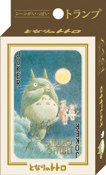 Mein Nachbar Totoro Spielkarten