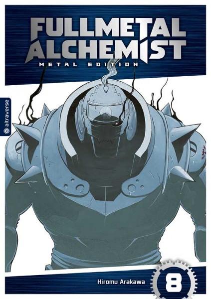 Fullmetal Alchemist Metal Edition 08