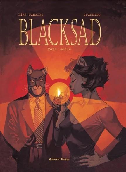Blacksad 3: Rote Seele