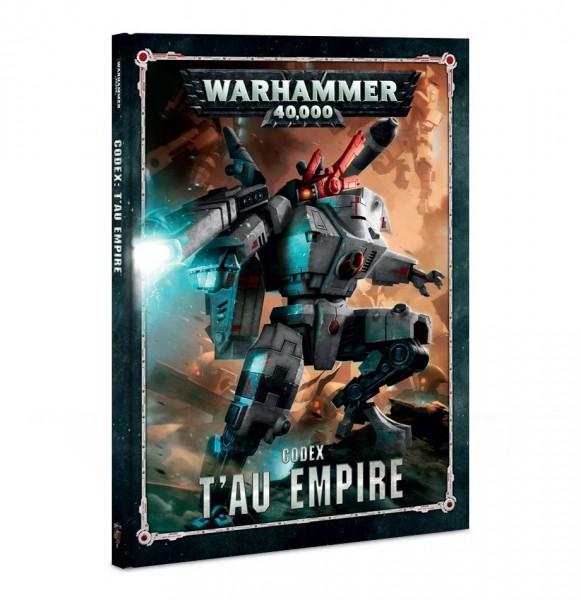 Codex: T'au Empire (HB) (Deutsch)