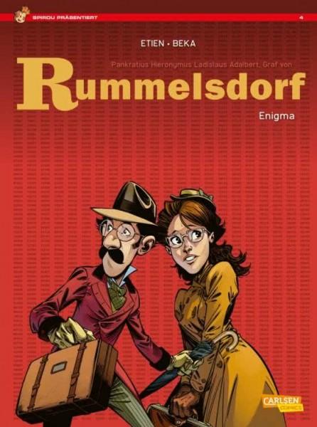 Spirou präsentiert 4: Rummelsdorf 1: Enigma