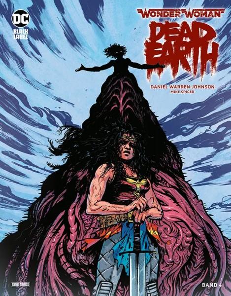 Wonder Woman - Dead Earth 4
