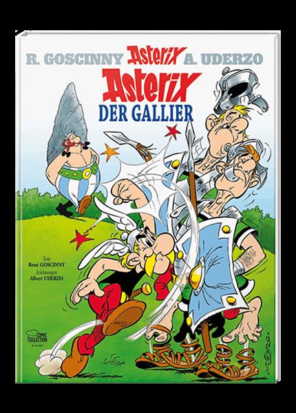 Asterix Nr. 1: Asterix, der Gallier - gebundene Ausgabe