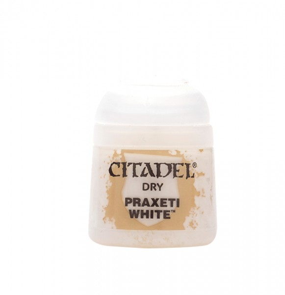 DRY: PRAXETI WHITE (12ML) (23-04)
