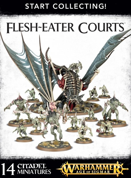 Start Collecting! - Flesh-Eater Courts