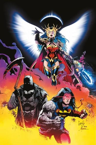 Batman - Death Metal 1
