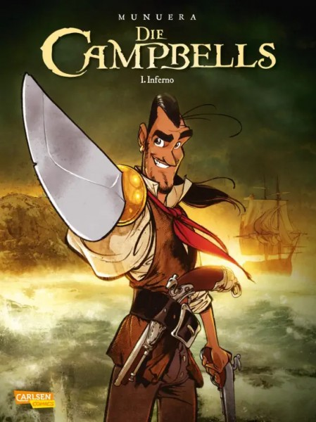 Die Campbells 1: Inferno