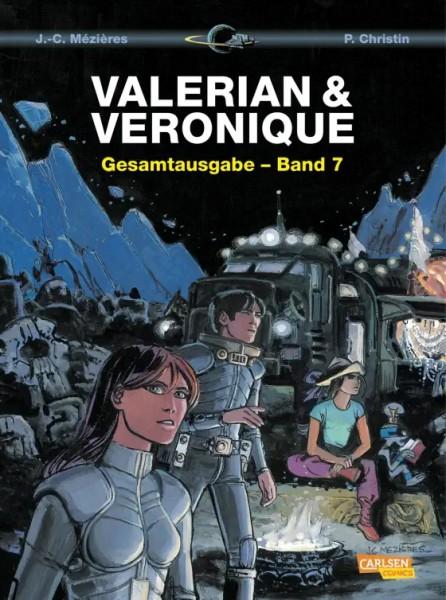 Valerian und Veronique Gesamtausgabe 7