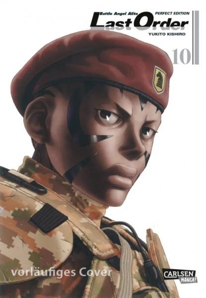 Battle Angel Alita - Last Order - Perfect Edition 10