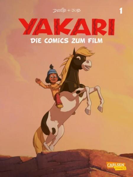 Yakari Filmbuch – Die Comicvorlage zum Film 1
