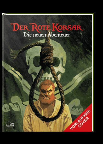 Der Rote Korsar - Die neuen Abenteuer Nr. 01