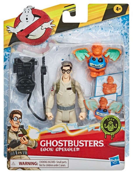 Ghostbusters Geisterschreck Actionfigur 2021 Wave 2: Egon Spengler