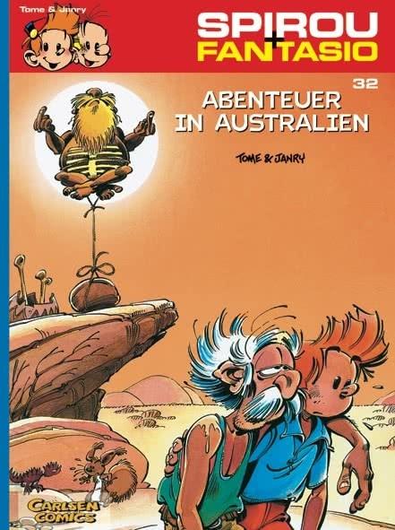 Spirou und Fantasio 32: Abenteuer in Australien