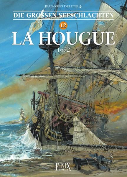 Die großen Seeschlachten 12 La Hougue