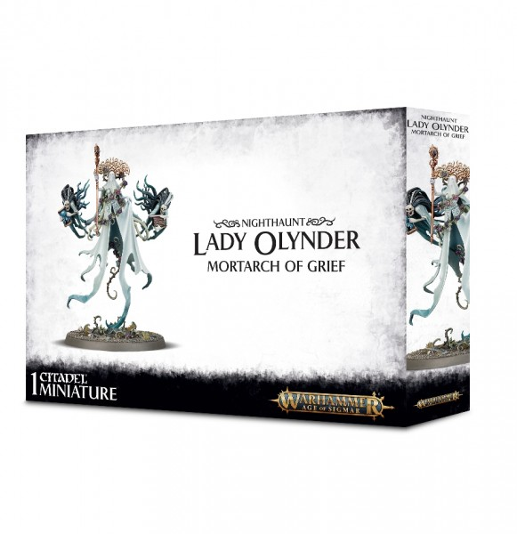 Nighthaunt - Lady Olynder