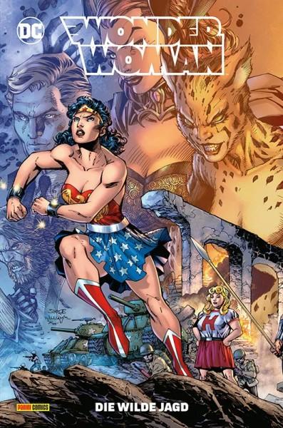 Wonder Woman 13 - Die wilde Jagd