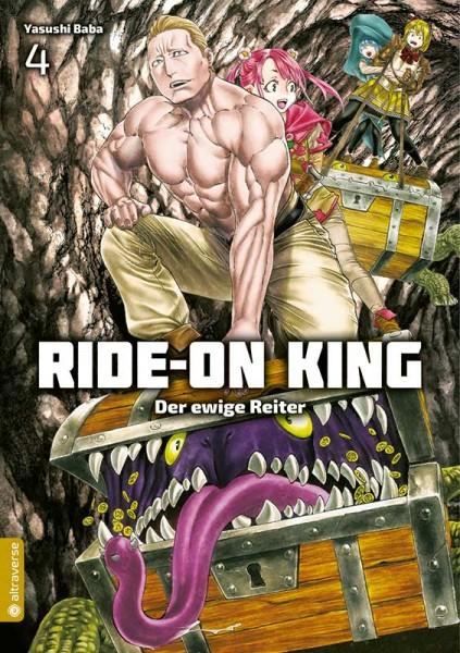 Ride-On King - Der ewige Reiter 04