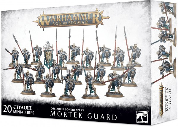 Ossiarch Bonereapers - Mortek Guard
