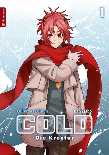 Cold – Die Kreatur Collectors Edition 01
