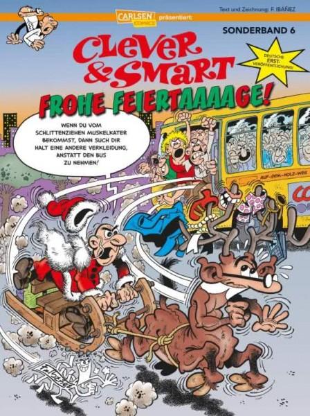 Clever und Smart Sonderband 6: Frohe Feiertaaaage