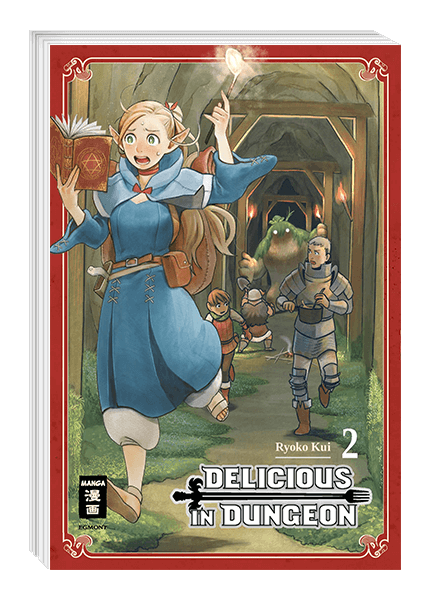 Delicious in Dungeon 02