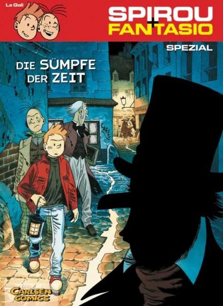 Spirou und Fantasio Spezial 4: Die Sümpfe der Zeit