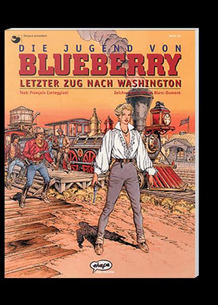 Blueberry 38 - Die Jugend (12)