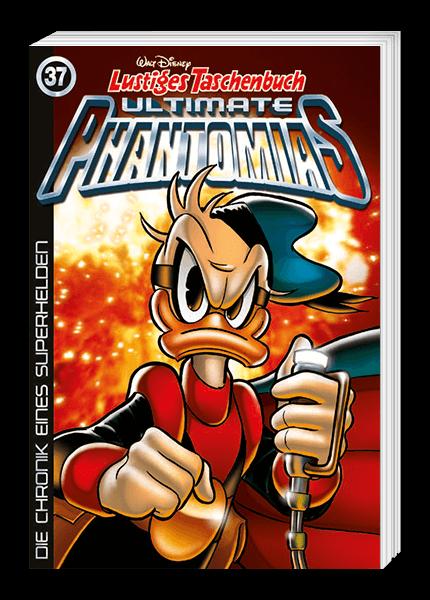 Lustiges Taschenbuch Ultimate Phantomias 37