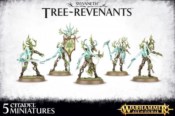 Sylvaneth - Tree-Revenants