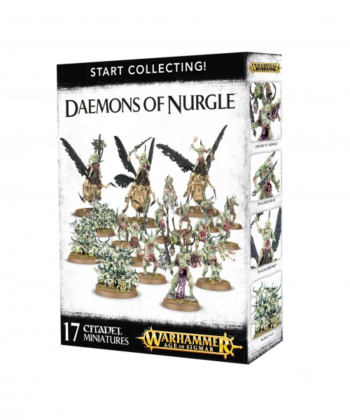 Start Collecting! - Daemons of Nurgle
