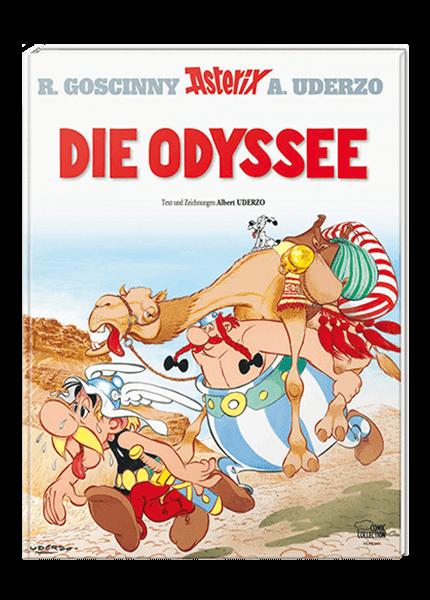 Asterix Nr. 26: Die Odyssee - gebundene Ausgabe