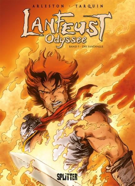 Lanfeust Odyssee 5