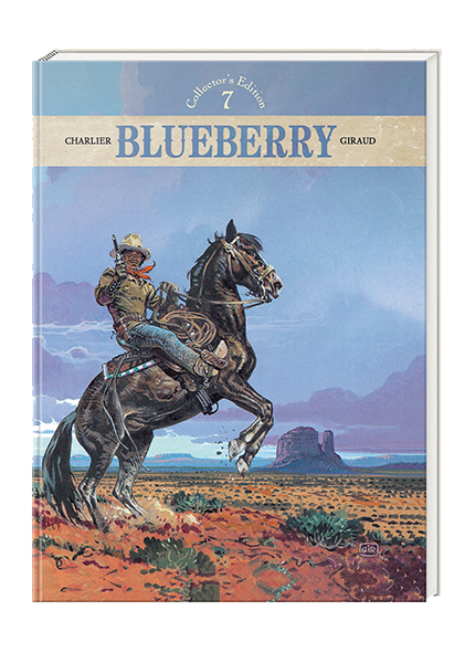 Blueberry - Collector's Edition Nr. 07