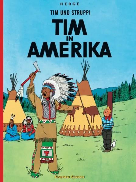 Tim und Struppi 2: Tim in Amerika
