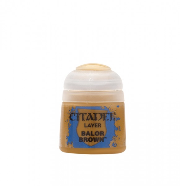 Layer: Balor Brown (12 ml)